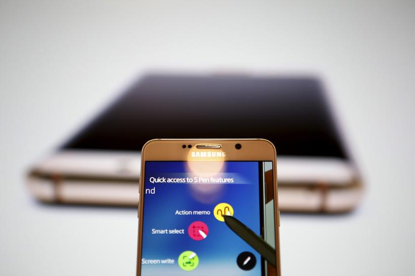 Galaxy Note 7: Samsung Planning To Skip Galaxy Note 6 Name