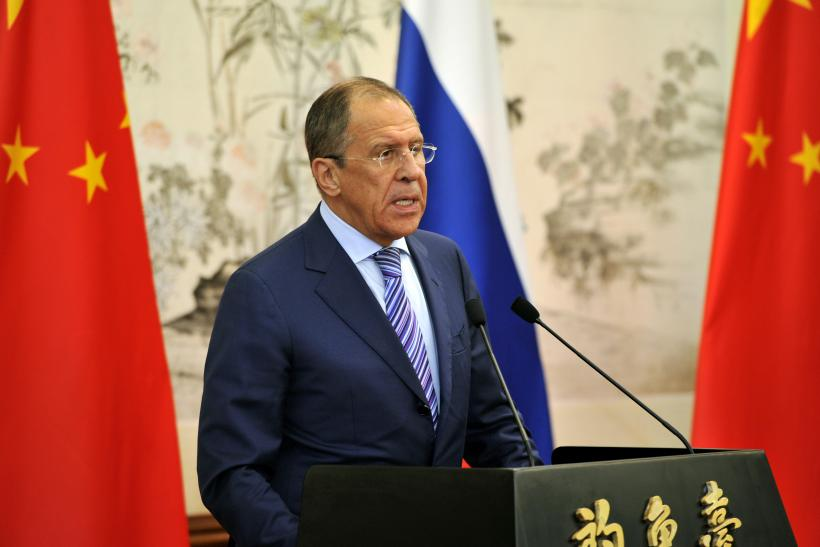 RUSSIA FOREIGN MINISTER