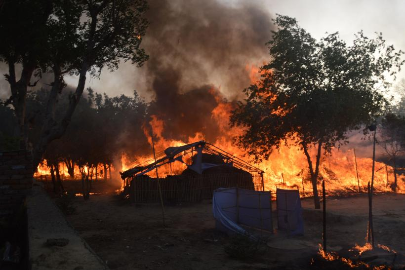 mathura unrest