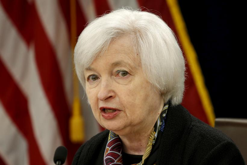 Watch U.S. Federal Reserve Chair Janet Yellen speak in Philadelphia Monday.