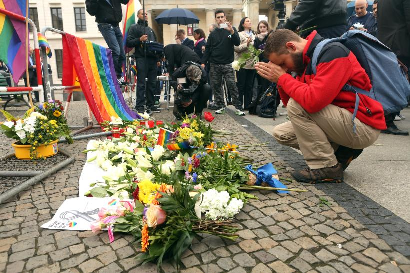 berlin mourns orlando