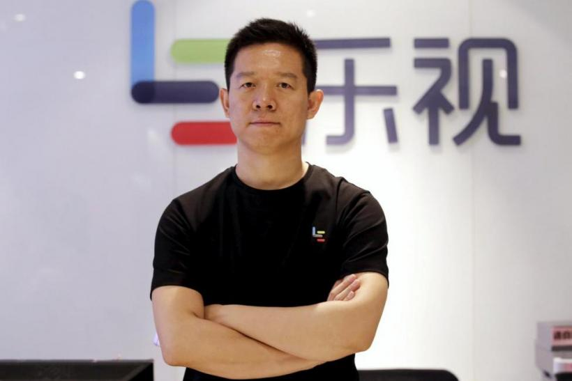 Jiu Yueting, co-founder of LeEco
