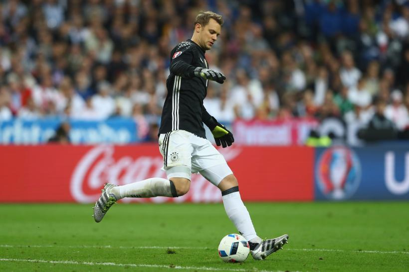 manuel neuer germany 2016