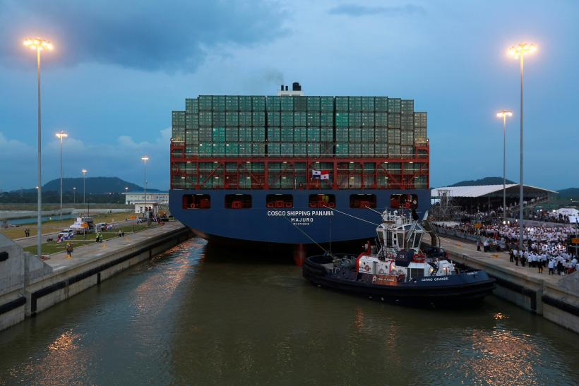 Not everyone loves the new Panama Canal.