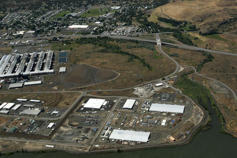 The Dalles Google Data Center FASTER Cable