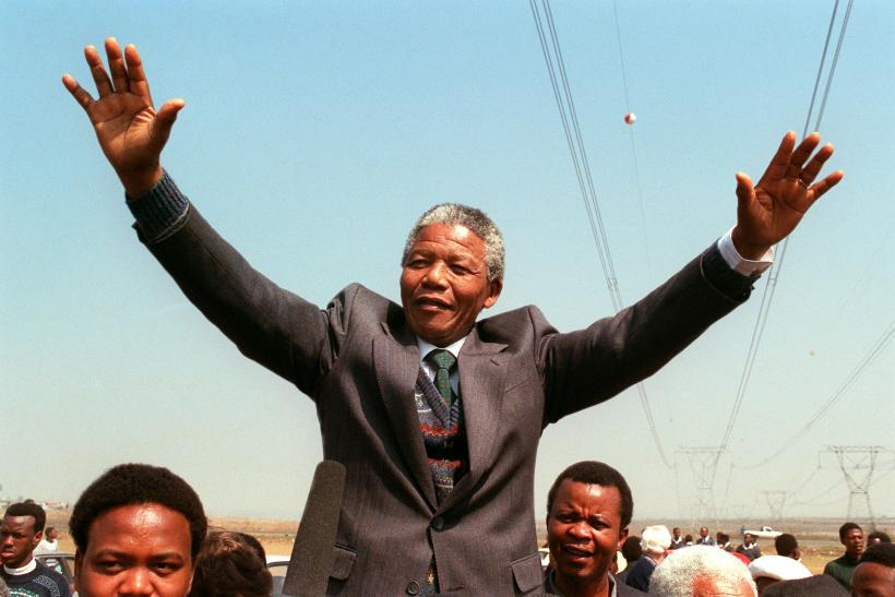 Nelson Mandela Quotes On His Birthday 13 Inspirational Sayings On
