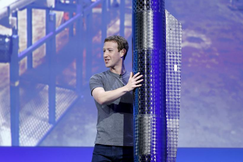 Facebook's Aquila Drone Takes Off For Test Flight In Mission To