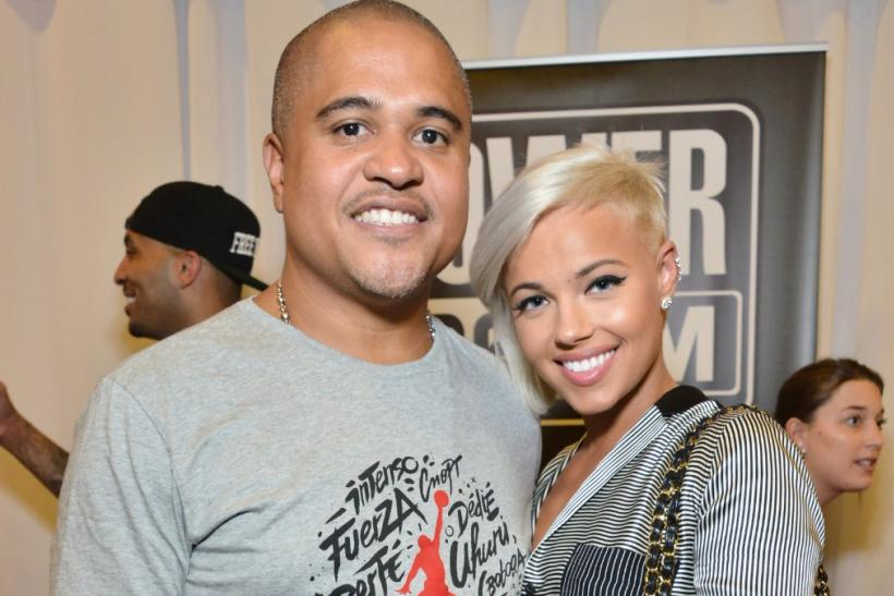 Who is irv gotti dating
