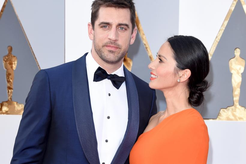 who is aaron rodgers dating 2012 Female racer danica patrick revealed more details on her budding romance with green bay packers quarterback aaron rodgers in an interview with usa today's for the win, the 35-year-old said they remained casual friends since meeting each other in the 2012 espy awards.