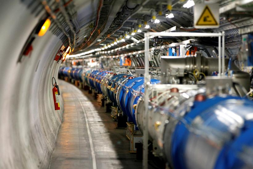 No new particle LHC's data says