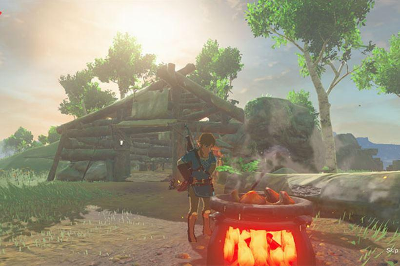 Watch Legend Of Zelda Breath Of The Wild Developers Talk Favorite