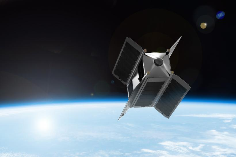 World's first virtual reality camera satellite