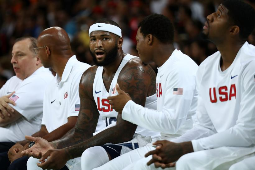 demarcus cousins usa 2016