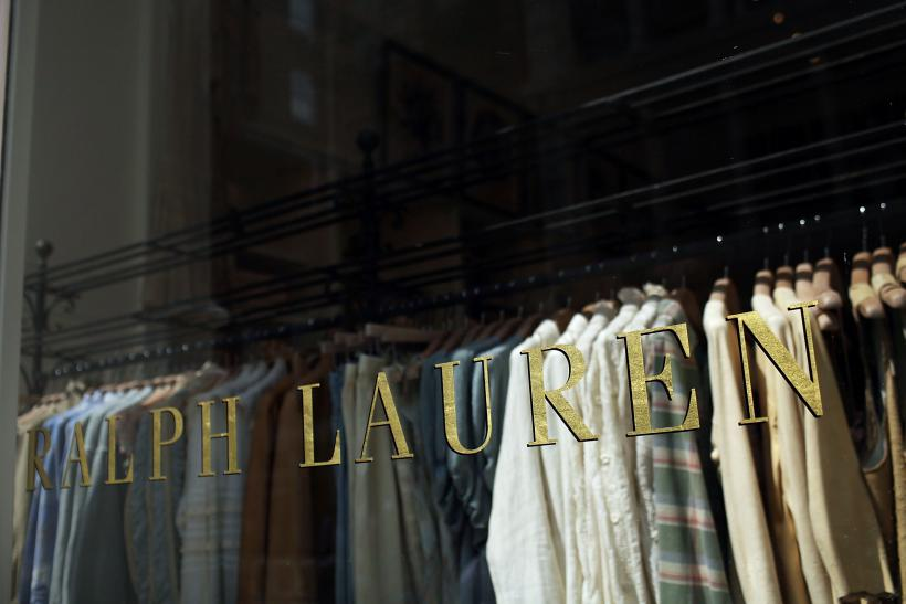Ralph Lauren puts on the style as results top expectations