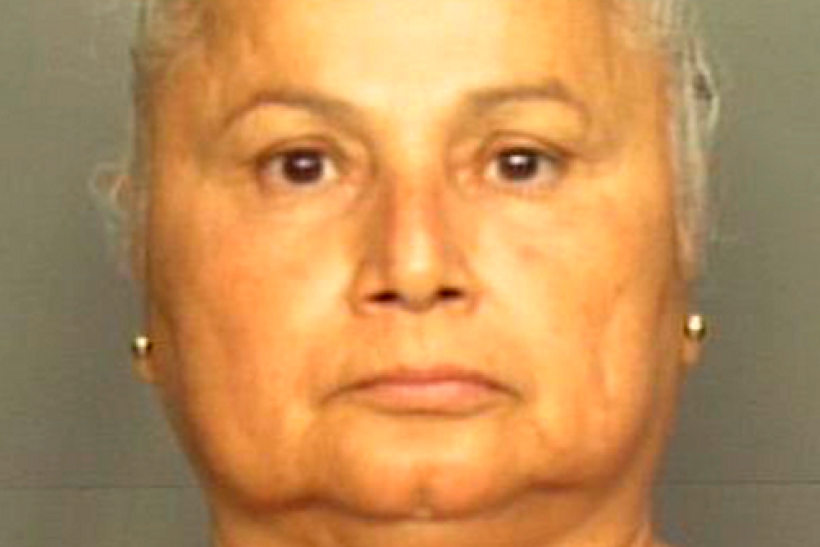Griselda Blanco is shown in this undated handout photo supplied by Miami-Dade Police Department to Reuters September 5, 2012.