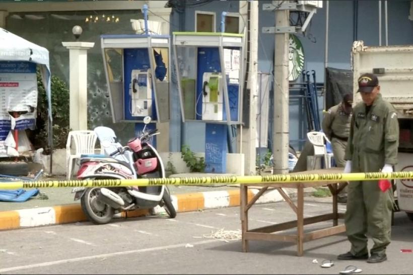 Thailand bombings
