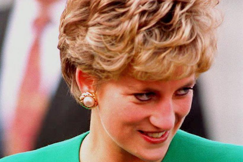 Iconic Images Of Princess Diana