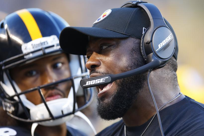 mike tomlin steelers 2016