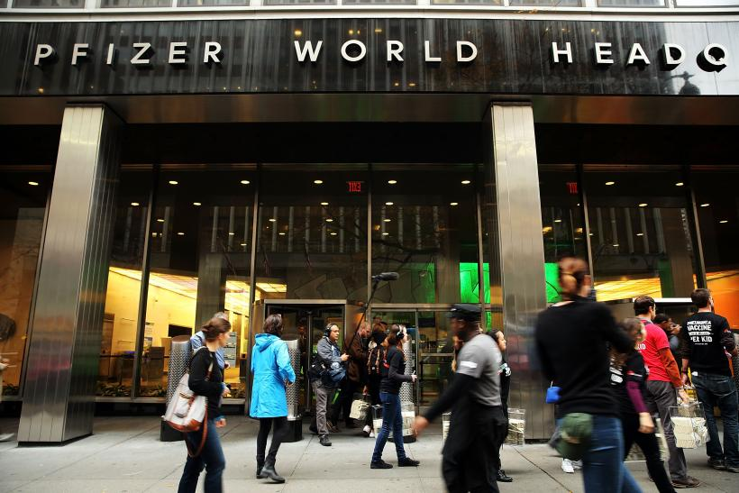 Pfizer Pfe Announces Medivation Acquisition Worth 14 Billion