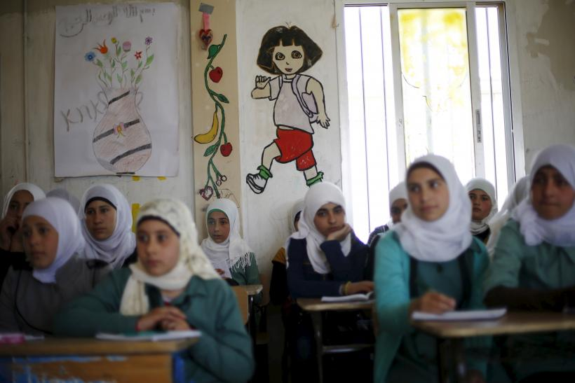 Syrian-Refugee-Children-Jordan-Education