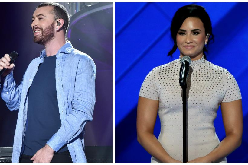Sam Smith, Demi Lovato