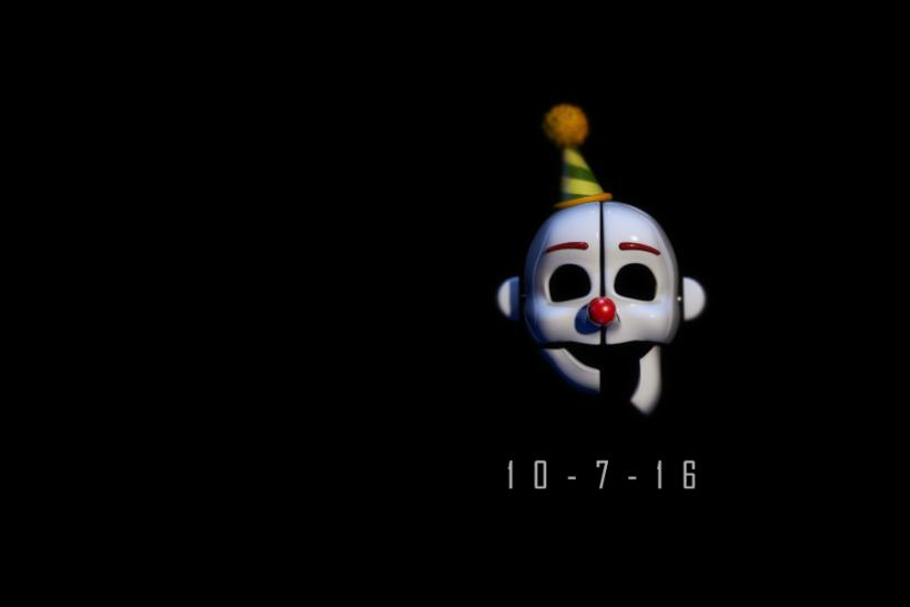 """""""Five Nights At Freddy's Sister Location"""" release date teaser"""