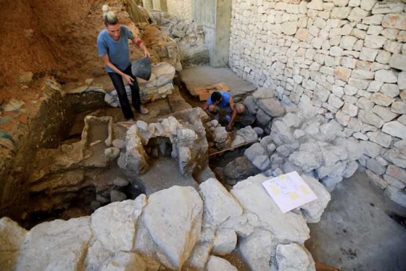 Archeologist discover an Israeli palace dating back to King Solomon's era.