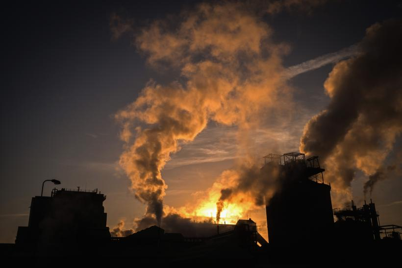 Air pollutants enter the brain