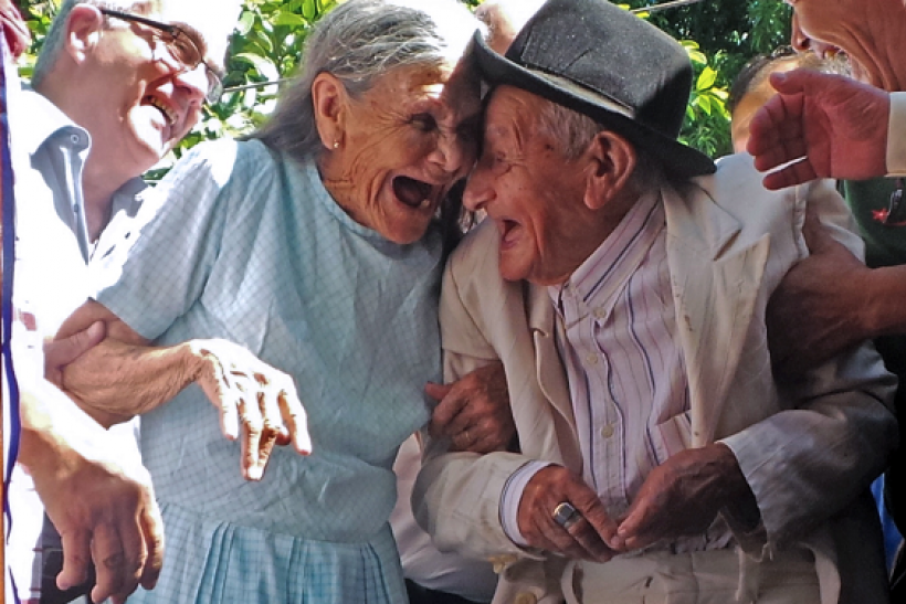 New study links Mediterranean diet and active sex lives to the longevity of residents living in Acciaroli, Italy.