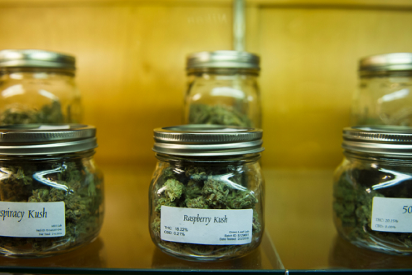 "A dispensary in San Francisco is set to open a private ""membership only"" pot lounge."
