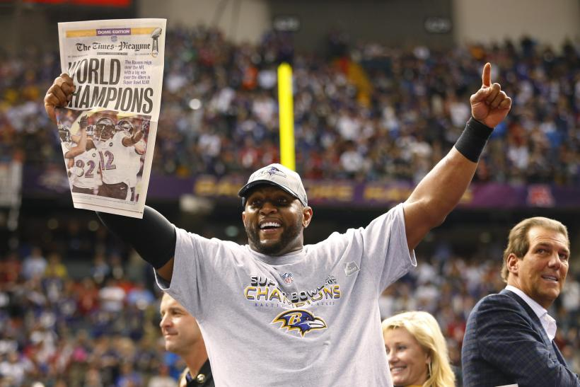 Ray Lewis Blasts Colin Kaepernick On Anthem Controversy And Twitter