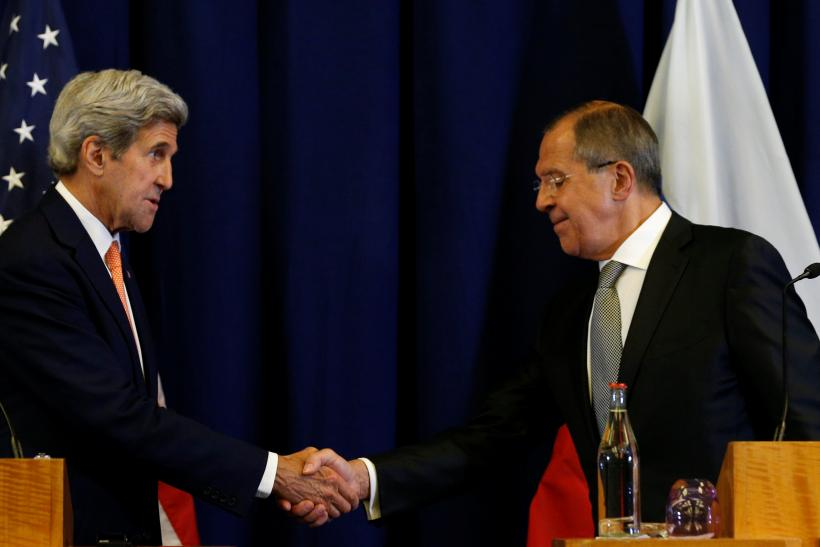 US Russia Agree On Syria Deal