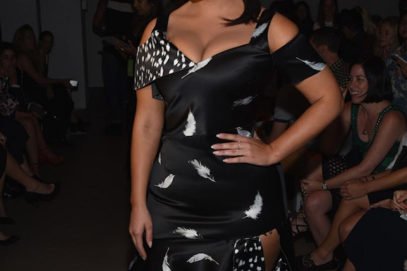 #13: Ashley Graham At Prabal Gurung