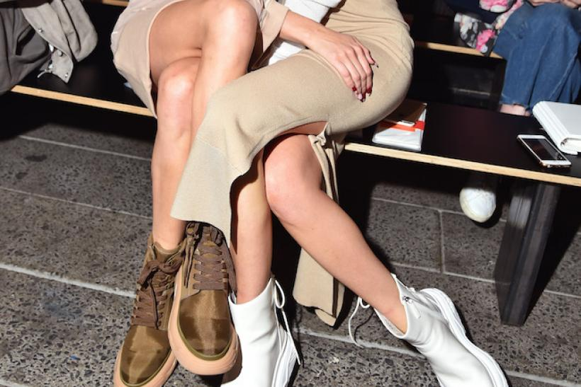#17: Caroline Vreeland And Shea Marie At DKNY