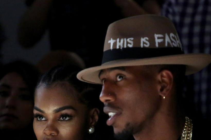 #33: Teyana Taylor and NBA player Iman Shumpert Attend Globe Fashion Week X China Moment