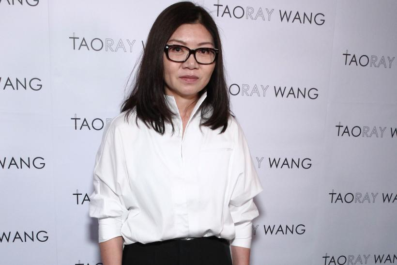Taoray Wang NYFW