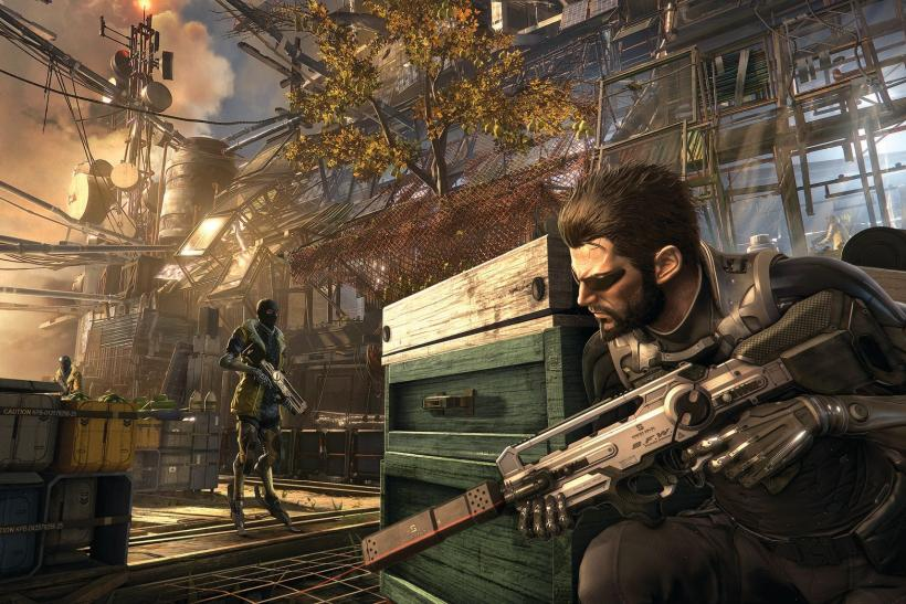 """Deus Ex: Mankind Divided"""