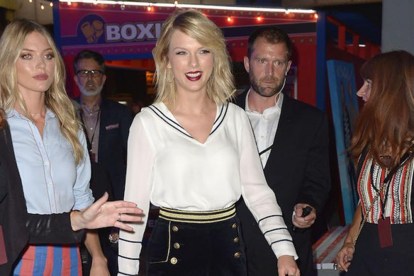 #28: Taylor Swift At #TOMMYNOW