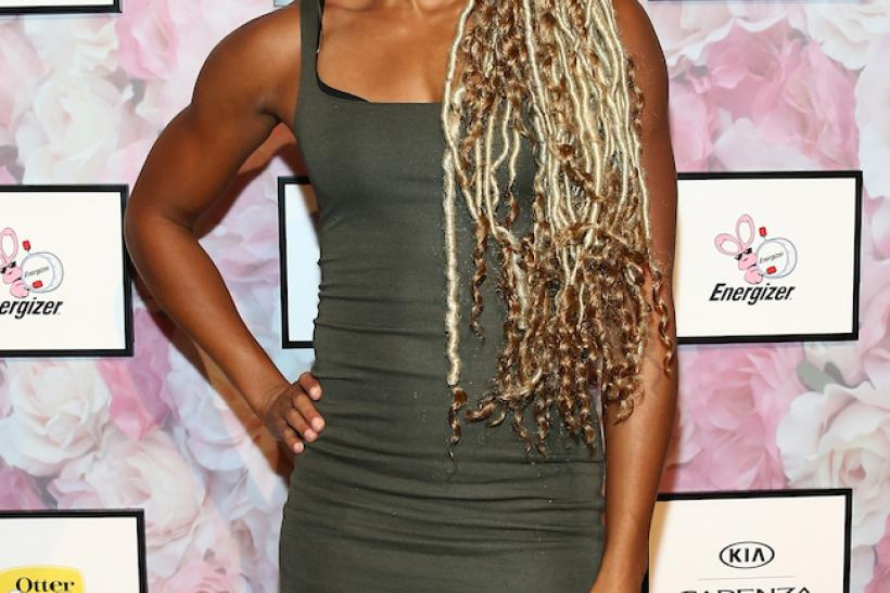 #35: Natasha Hastings At The Serena Williams Signature Statement Collection By HSN