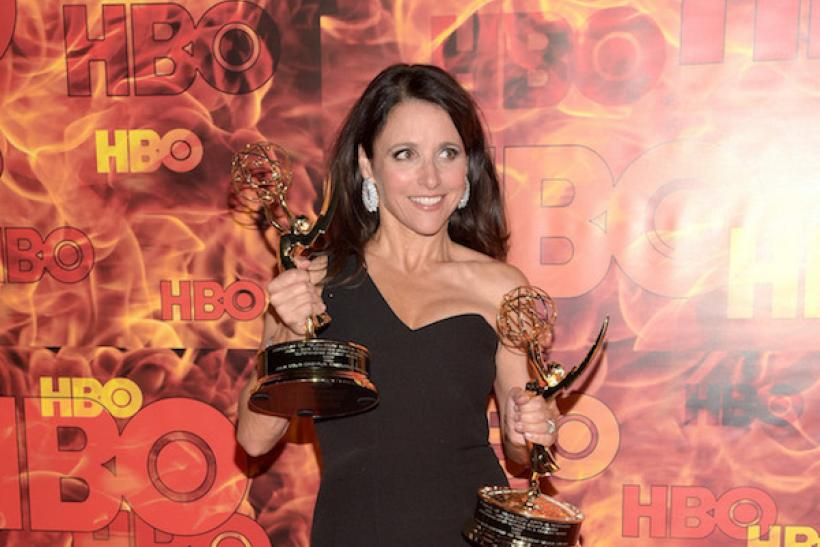 Best: Julia Louis-Dreyfus In 2015