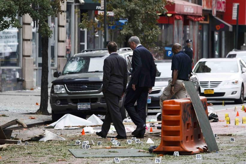 new york bombing governor calls explosion act of terrorism