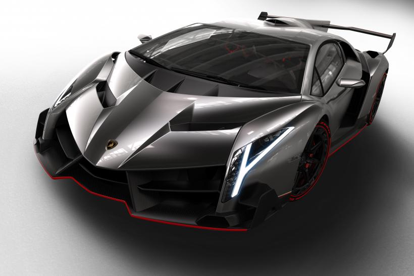Lamborghini Veneno - $4.5 million
