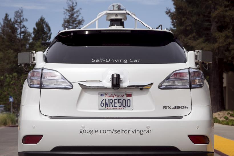 Self-Driving-Car-Government-Policy-Law-United-States-Department-Of-Transportation