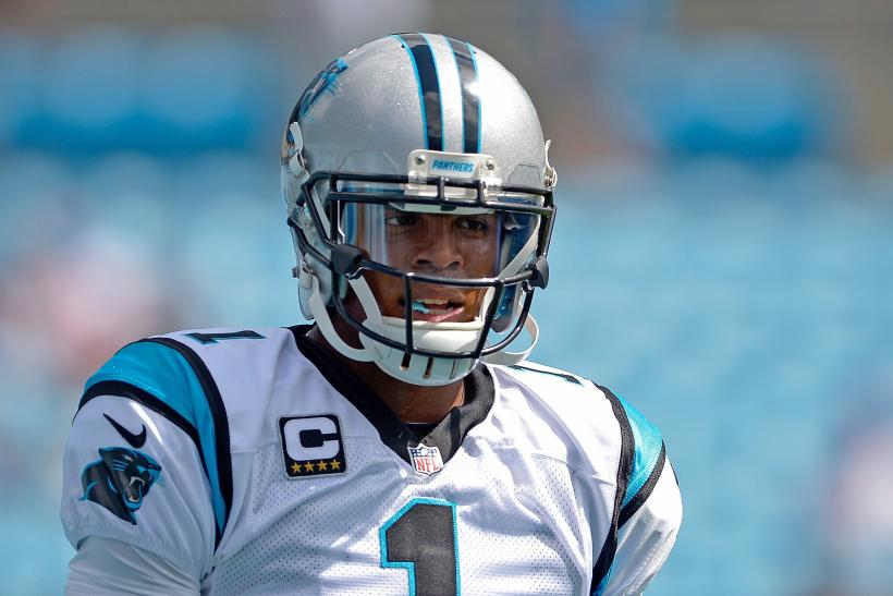 Cam Newton Panthers 2016