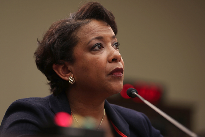 US Attorney General Loretta Lynch says marijuana isn't necessarily a gateway drug that leads to heroin and opioid use.
