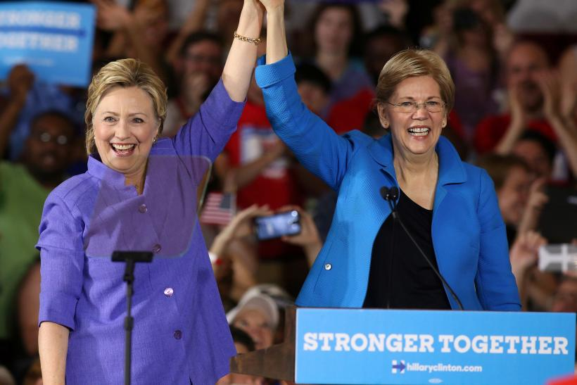Warren-Clinton