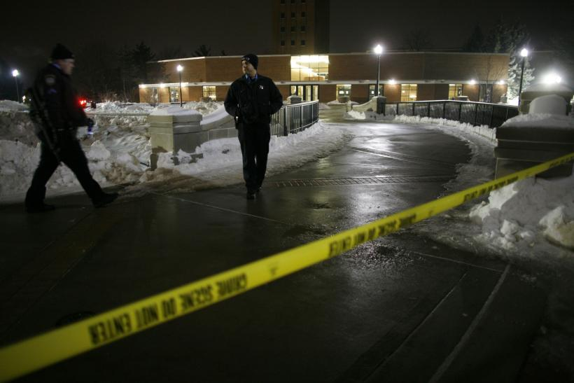 1 dead at Illinois university campus party shooting