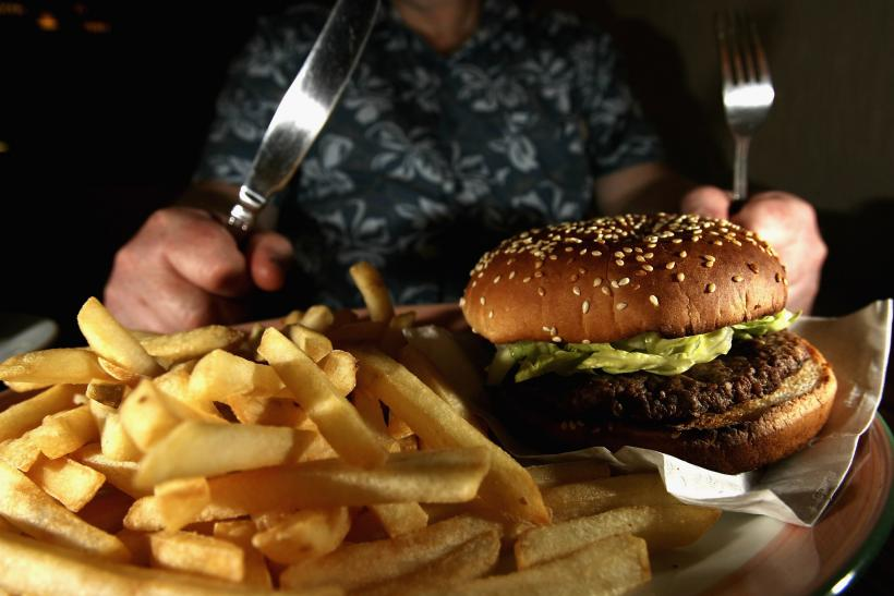 poor diet greater risk to health