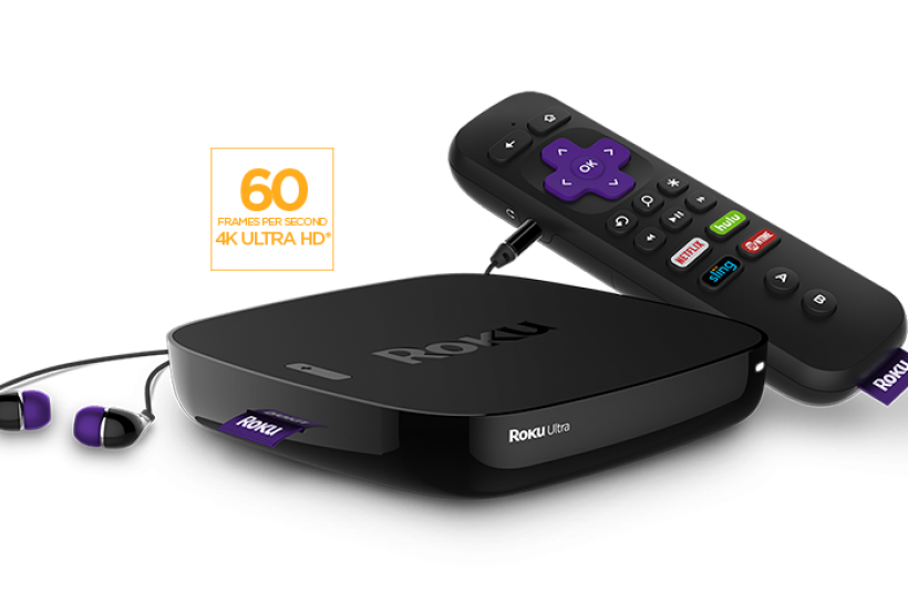 Roku Announces 5 New Streaming Media Players, Including Ultra-High Definition 4K Models