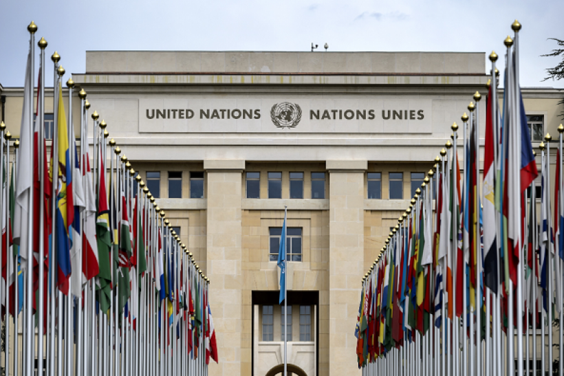 A group affiliated with the United Nations says that the United States should offer reparations to decedents of slaves.